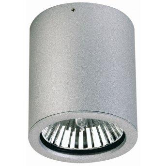 Plafonnier Albert 2130 Argenté, 1 lumière