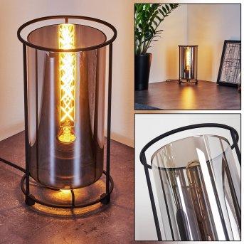Lampadaire Zento Noir, 1 lumière