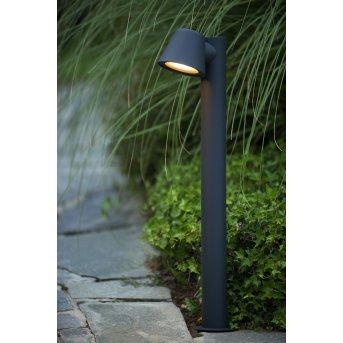 Borne d'éclairage Lucide DINGO-LED Noir, 1 lumière