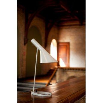 Lampe à poser Louis Poulsen AJ Blanc, 1 lumière