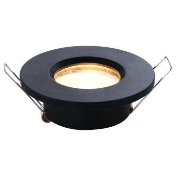 Spot encastrable Steinhauer Pélite Noir, 1 lumière