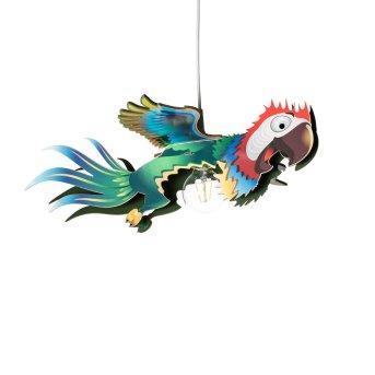 Suspension Elobra PAPAGEI Multicolore, 1 lumière