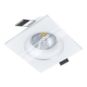 Spot encastrable Eglo SALABATE LED Blanc, 1 lumière