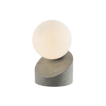 Lampe à poser Nino Leuchten ALISA LED Gris, 1 lumière