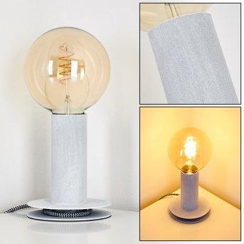 Lampe à poser Kimstad Gris, 1 lumière