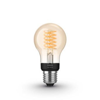 LED White Filament E27 7 Watt 2100 Kelvin 600 Lumen Philips Hue