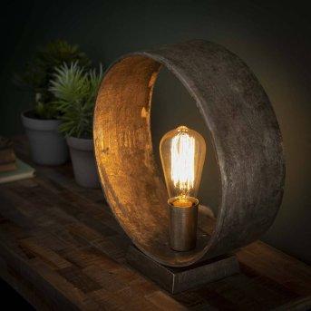 Lampe à poser GORREDIJK Rouille, 1 lumière