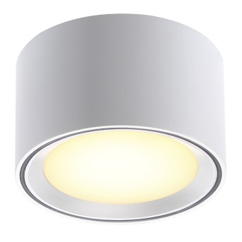 Plafonnier Nordlux FALLON Blanc, 1 lumière
