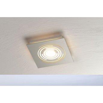 Plafonnier Bopp GALAXY COMFORT LED Aluminium, 1 lumière
