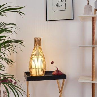 Lampadaire Saranda Brun, 1 lumière