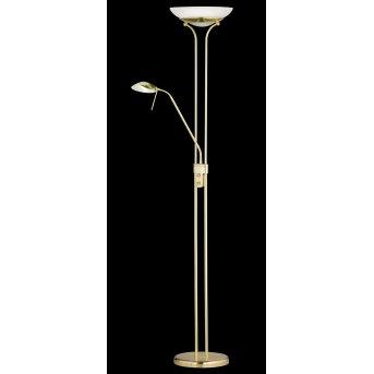Lampadaire Fischer & Honsel Pool TW LED Laiton, 1 lumière, Détecteur de mouvement