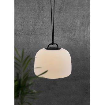 Suspension extérieur Nordlux KETTLE LED Blanc, 1 lumière