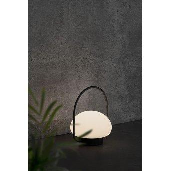 Lampe à poser Nordlux SPONGE LED Anthracite, 1 lumière