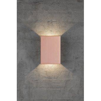 Applique murale d'extérieur Nordlux FOLD LED Cuivre, 2 lumières