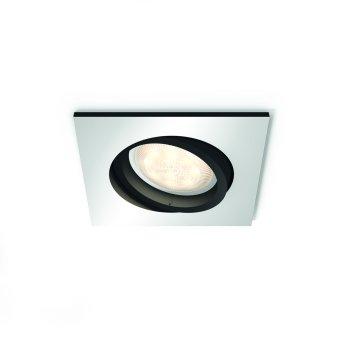 Spot à encastrer Philips Hue Ambiance White Milliskin Argenté, 1 lumière
