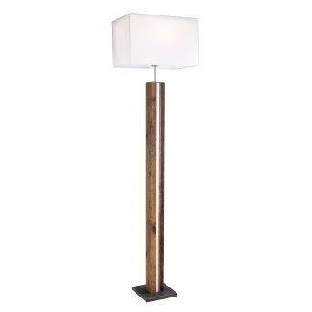 Lampadaire Nino-Leuchten FOREST Brun, 1 lumière