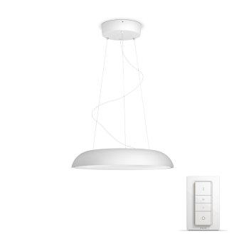 Suspension Philips Hue Ambiance White Amaze LED Blanc, 1 lumière, Télécommandes