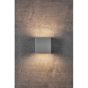 Applique murale d'extérieur Nordlux TURN LED Gris, 1 lumière