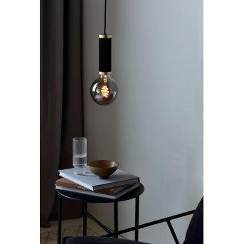 Suspension Nordlux GALLOWAY Laiton, Noir, 1 lumière