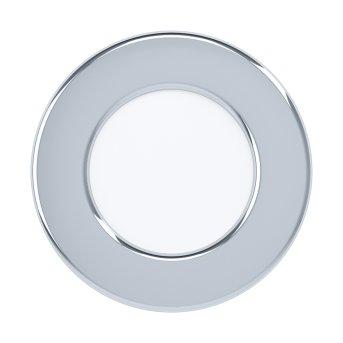 Spot encastrable Eglo FUEVA LED Chrome, 1 lumière