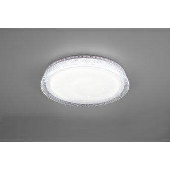 Plafonnier Reality Thea LED Blanc, 2 lumières