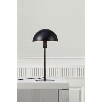 Lampe de table Nordlux ELLEN Noir, 1 lumière