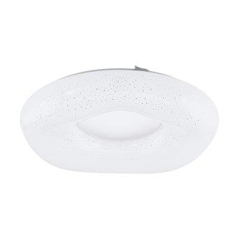Plafonnier Eglo ZAMUDILO LED Blanc, 1 lumière