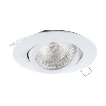 Spot encastrable Eglo TEDO LED Blanc, 1 lumière