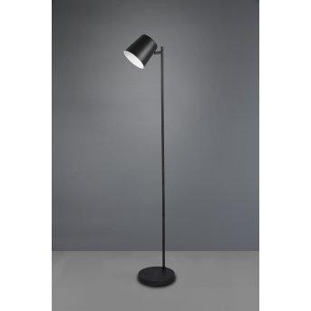 Lampadaire Reality Blake LED Noir, 1 lumière
