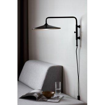 Applique murale Nordlux BALANCE LED Noir, 1 lumière