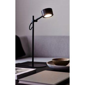 Lampe de table Nordlux CLYDE LED Noir, 1 lumière