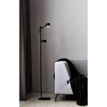 Lampadaire Nordlux CLYDE LED Noir, 2 lumières
