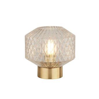 Lampe de table Searchlight Or, 1 lumière