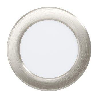Spot encastrable Eglo FUEVA LED Nickel mat, 1 lumière