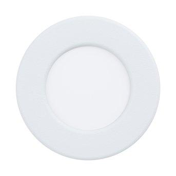 Spot encastrable Eglo FUEVA LED Blanc, 1 lumière