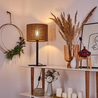 Lampe de table Exchange Noir, 1 lumière