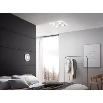 Applique murale Grossmann AP LED Gris, Aluminium, 1 lumière