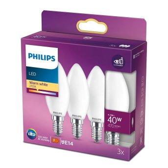 LED E14 40 Watt 2700 Kelvin 470 Lumen Philips