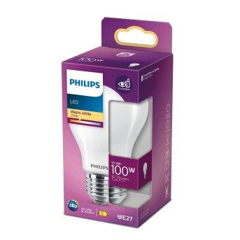 LED E27 100 Watt 2700 Kelvin 1521 Lumen Philips