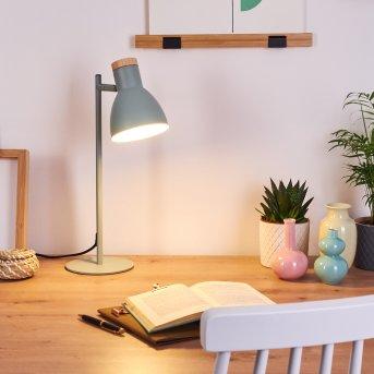 Lampe de table Chatsworth Vert, 1 lumière