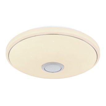 Plafonnier Globo CONNOR LED Blanc, 1 lumière
