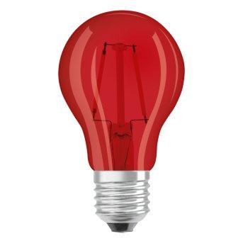 Osram LED E27 2 Watt Rot 50 Lumen
