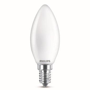 LED E14 40 Watt 2700-2200 Kelvin 470 Lumen Philips