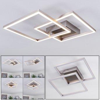 Plafonnier Torres LED Blanc, 2 lumières