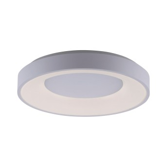 Plafonnier Leuchten-Direkt ANIKA LED Blanc, 1 lumière, Télécommandes