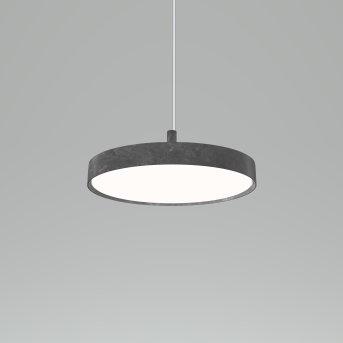 Suspension Louis Poulsen Slim Round LED Aluminium, 1 lumière