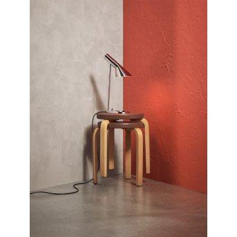 Lampe de table Louis Poulsen AJ Mini Acier inoxydable, 1 lumière