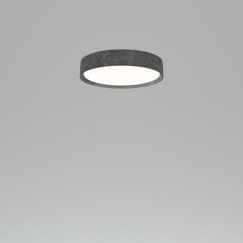 Spot encastrable Louis Poulsen Slim Round LED Aluminium, 1 lumière