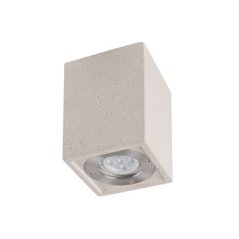 plafonnier extérieur Mantra LEVI Blanc, 1 lumière