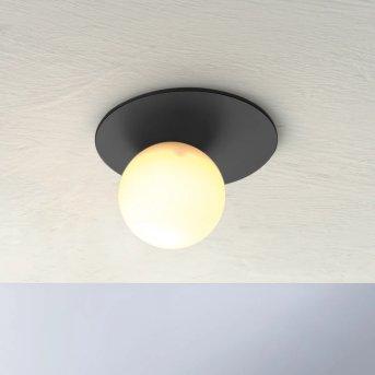 Spot encastrable au plafond Bopp-Leuchten PLANETS LED Anthracite, 1 lumière